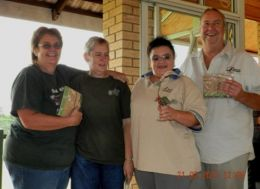 Winners of the 2013 Birdlife Polokwane Photographic Bird Race